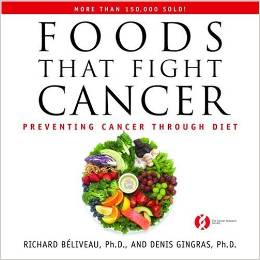 Book: Foods that fight cancer